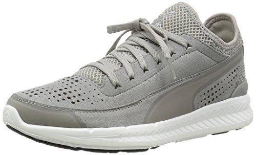 Puma Ignite Sock - Drizzle-White, Größe:7
