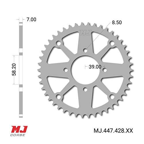 Corona MJ para Macbor Stormer 125 R