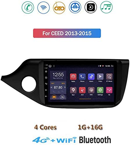 GLFDYC Android 8.1 GPS Navigation Autoradio, 9