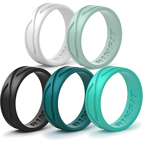 Up to 44% off Silicone Wedding Rings  Add lightning deal price. Price as Marked. No Promo Code Needed.