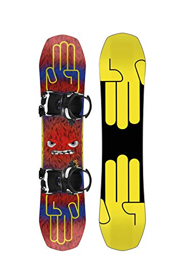 Bataleon Minishred Kinder Snowboard Set 115