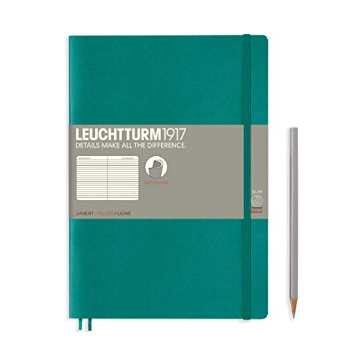 Cuaderno tapa blanda B5