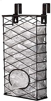 Gourmet Basics by Mikasa Plastic Bag Holder Basket