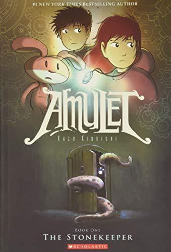 The Stonekeeper (amulet #1): 01