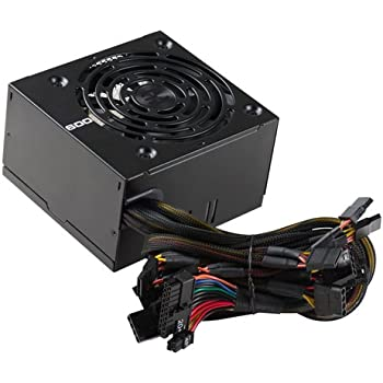 EVGA 600W 80 Plus Certified 100-W1-0600-K1 Power Supply, 600W