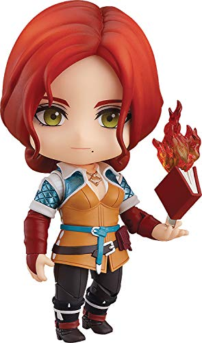 Good Smile Company - Witcher 3 Wild Hunt Triss Merigold NendoroidAction-Figur.