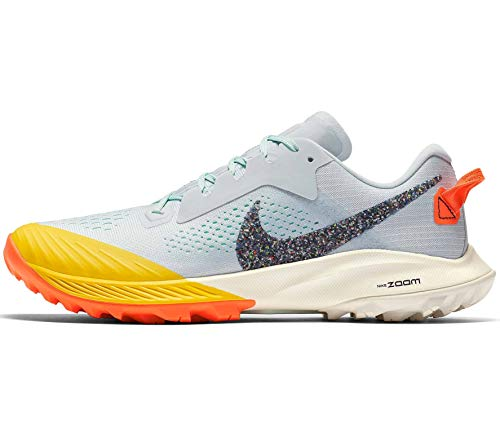 Nike Womens Air Zoom Terra Kiger 6 Fashion Sneaker Womens Cj0220-400 Size 9
