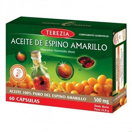 Terezia Aceite Espino Amarillo - 100 gr