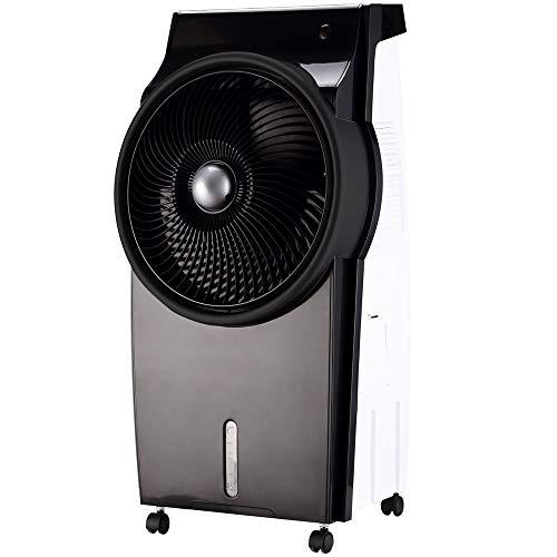 Syntrox Germany 4 in 1 Luftkühler Luftbefeuchter Lufterfrischer und Ventilator AC-95W-B 8L Blowy Remote