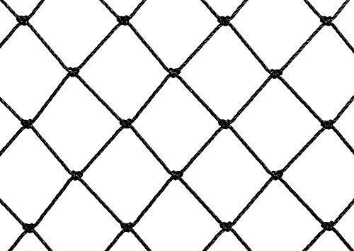 Kit de rede de proteção para janelas 1,20 x 1,00 preta