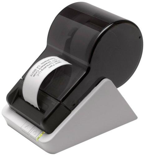 Seiko Precision SLP620-EU - Stampante di etichette Seiko Smart Label Printer 620, monocromatica, trasferimento termico, nero