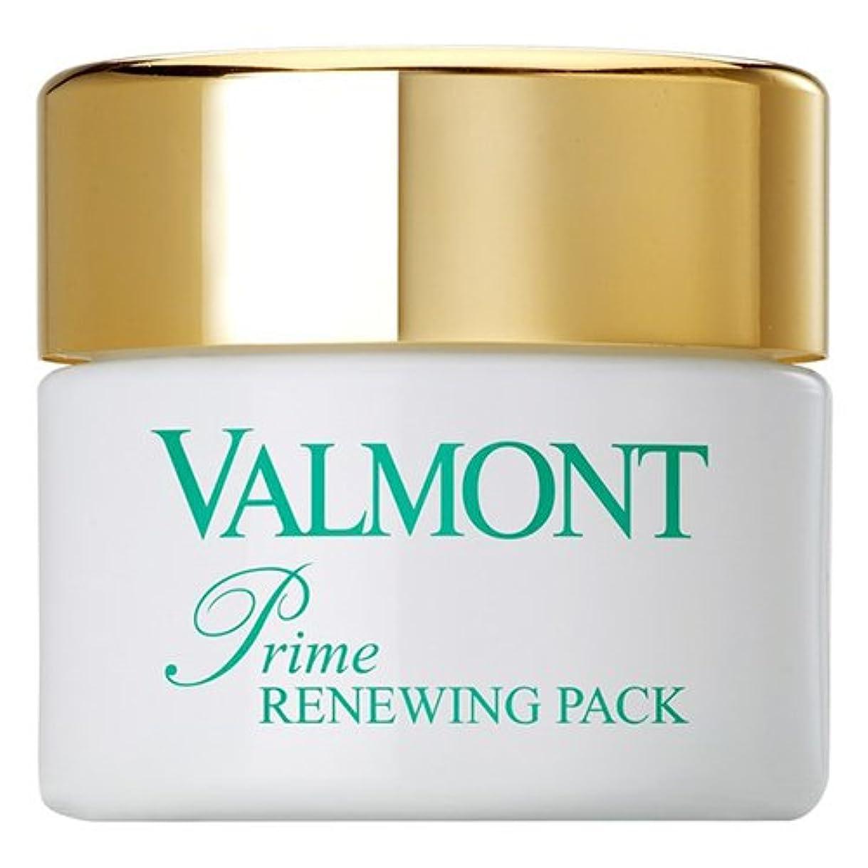 バター邪魔するヘルメットValmont Prime Renewing Pack, 7.0 Ounce エイジングケアマスク クリーム