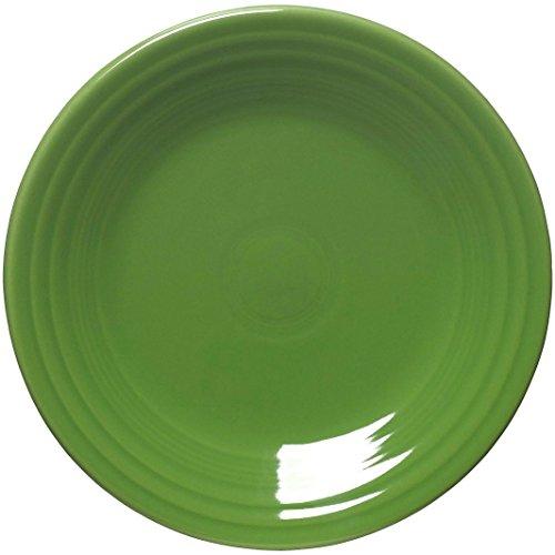 Fiesta 7.25' Round Salad Plate   Shamrock