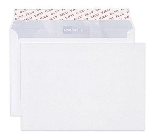 Elco Premium Optifix C5 229 x 162/36mm Color blanco - Sobre (C5 (162 x 229mm), Color blanco, 162 mm, 22,9 cm)