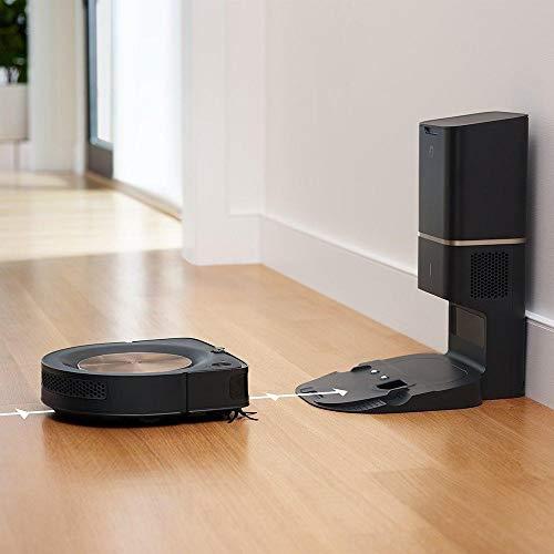 Robot aspirador iRobot Roomba S9+ con vaciado automático