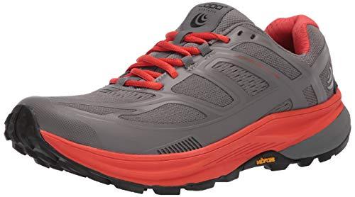 Topo Athletic Ultraventure Trail-Laufschuh für Damen, Mehrere (Grau/Mandarine), 37 EU