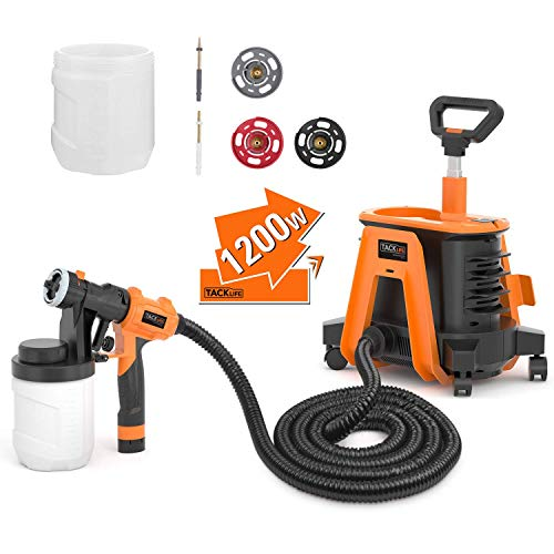 Paint Sprayer, Tacklife SGP17AC 1200W Hvlp Paint...