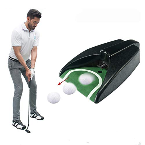 Conca-Golf Automatic Putter Cup. Golf Practice. Indoor and Outdoor Office