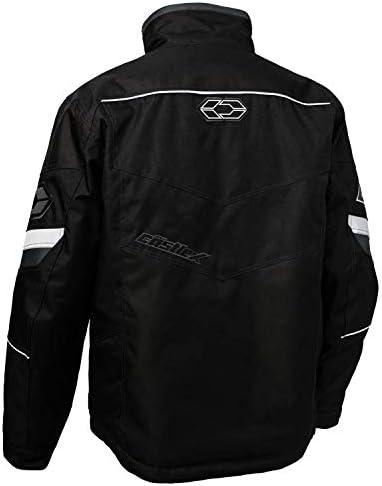 Castle X Platform G6 Sport Series Mens Snowmobile Jacket Large Black