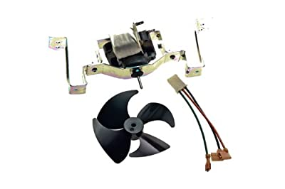 Haier RF 4550 33 Evaporator Motor Kit for Refrigerator