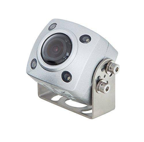 VSG IP69K Professionale/estremamente robusta/Classe di protezione massima IP69K / 154° & 600TV Linee / 12 Volt/Visione notturna/Heavy-Duty/Serie PRO-Expert