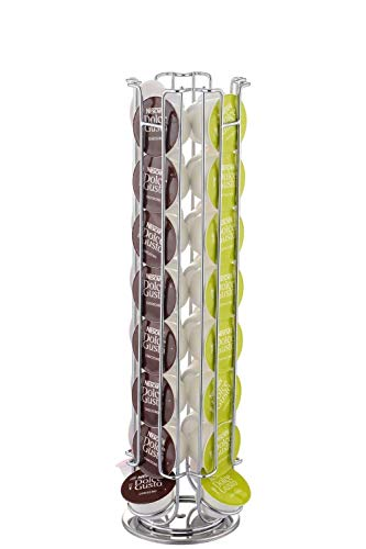 Dolce Gusto-Kaffeekapsel-Halter für 32Kapseln, drehbar, leichter Gebrauch
