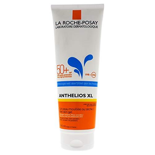 La Roche-Posay - Protector solar anthelios gel wet skin spf50 + la roche...