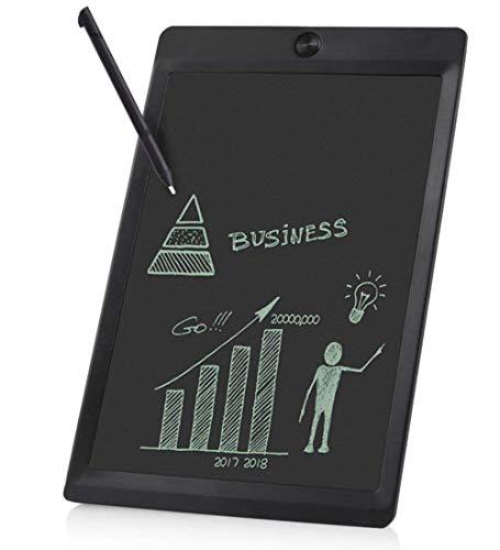 Doodle 11 inch LCD-schrijfblad, digitaal schrijfblad, met draagbaar slot, ewriter, afwasbaar, voor kantoor, school, thuis en kinderen