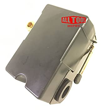 Senco Pressure Switch 4 Ports Replacement w/Unloader