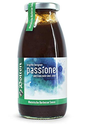 Passione - Rheinische Barbecue Sauce