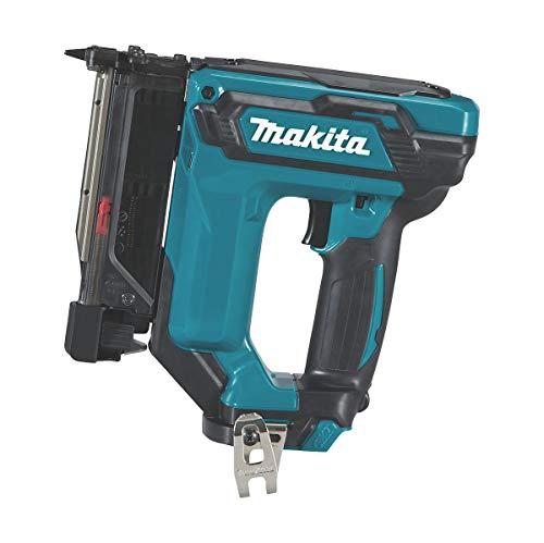 Makita Werkzeug GmbH PT354DZ Pintacker 10,8 V (ohne Akku, ohne Ladegerät), 12 V, Petrol