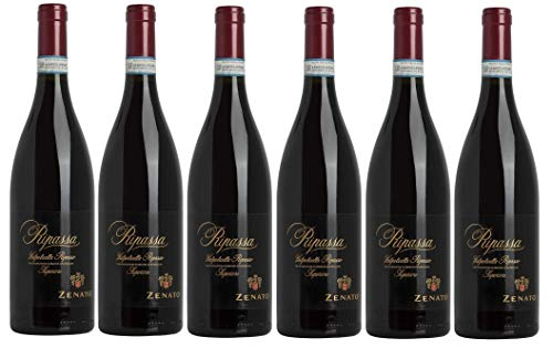 Zenato Ripassa Valpolicella Ripasso Superiore DOC 2017 [ 6 Bottiglie da 750ml ]