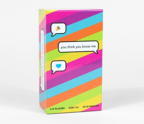 Do You Know Me? Expansion Pack - Designed to be Added to Do You Know Me? Core Game