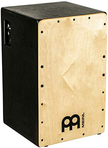 Meinl Pickup Cajon Box Drum with Internal Snares Baltic Birch Wood review