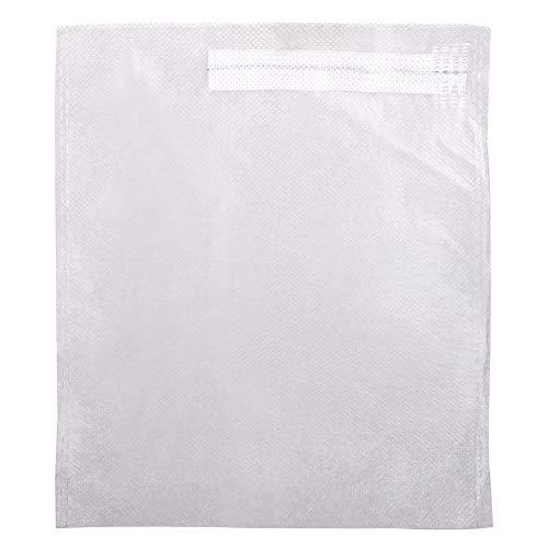 æ— 100 bolsas de malla para jardín, bolsas de protección de frutas contra pájaros y insectos, bolsa de malla de tela no tejida para árboles frutales