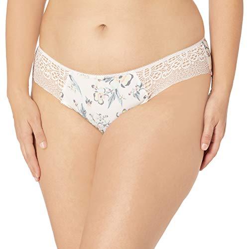 Freya Women's Erin Brief Bikini Style Underwear, Rosewater, XS