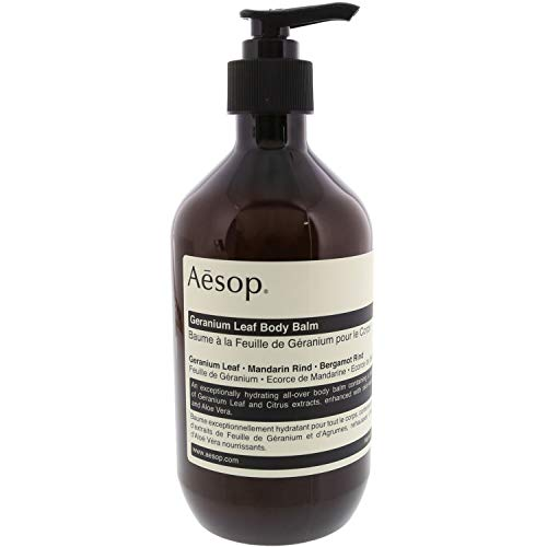 Aesop Geranium Leaf Body Balm, 500 ml