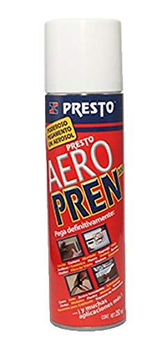 adhesivo spray de la marca Pegamentos Presto