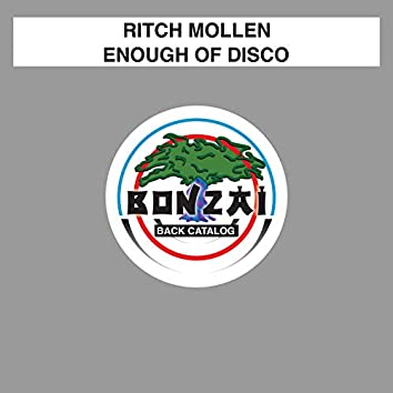 Enough Of Disco