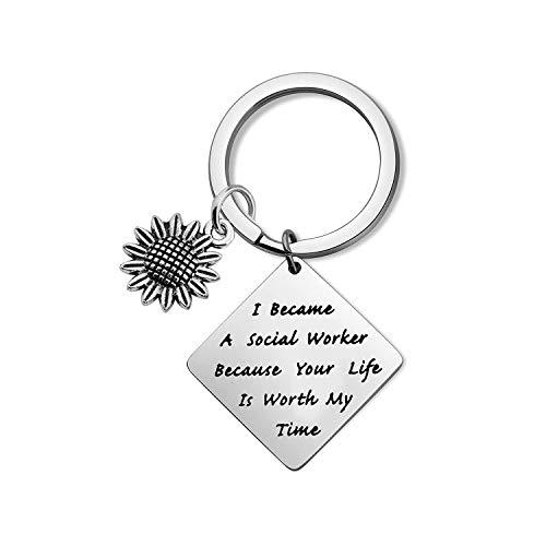 Social Worker Gift I Became A Socia…