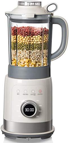 PULLEY -M Batidora de encimera, batidora de cocina mezcladora de alimentos 1000 W, batido 1500 ml para triturar hielo, postre congelado, sopa, pescado M