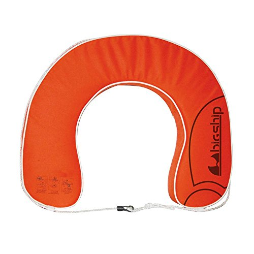 Rettungsring Hufeisenform - Horseshoe Lifebuoy (Orange)