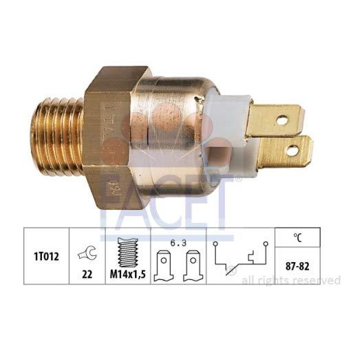 Facet 7.5146 Interruptor de temperatura, ventilador del radiador
