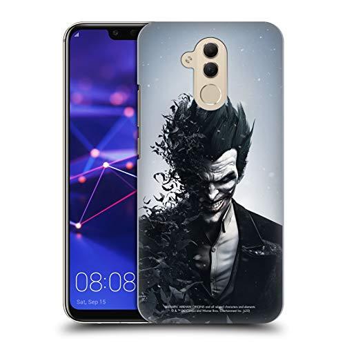 Head Case Designs sous Licence Officielle Batman Arkham Origins Joker Art Clé Coque Dure pour l'arrière Compatible avec Huawei Mate 20 Lite