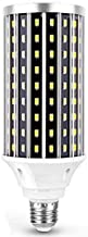 KLED LED Corn Bulb, Super Bright, 50W (500W Equivalent), 5000 Lumen, 6000K (Cool White), LED Light Bulb, Medium Base E27, ...