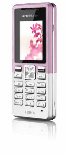 Sony Ericssonn T280i Blossom pink Handy