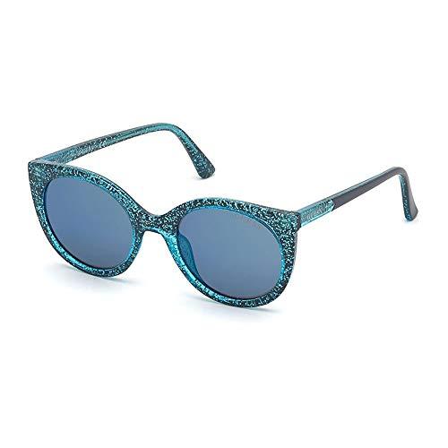 Guess Kids GU9188-92X-48 - Kids Gafas de sol - Blue/Blu Mirror