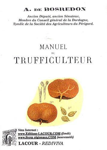 Manuel du trufficulteur
