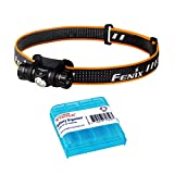 Fenix HM23 240 Lumen Compact Ultralight Single AA Headlamp and LumenTac AA...