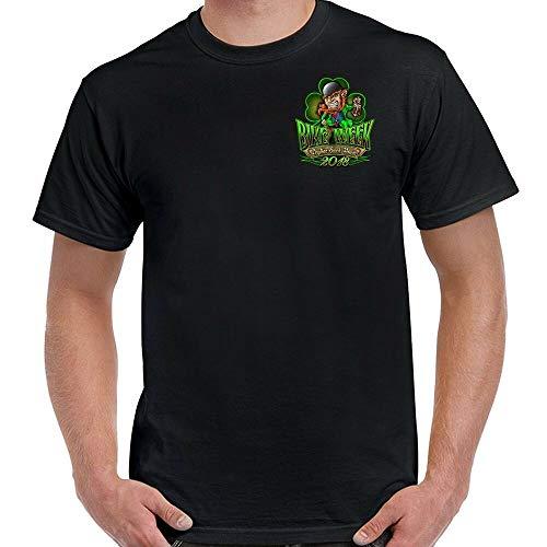 NR 2018 Bike Week Daytona Beach St. Patty's Adult Short Sleeves T-Shirt
